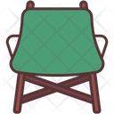 Chair Camp Camping Icon
