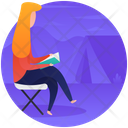 Camping Food Icon