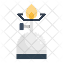 Camping Gas Gas Tool Icon