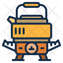 Camping Gas Stove Icon