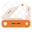 Camping knife Icon
