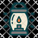 Camping Lantern Vintage Lantern Lantern Icon
