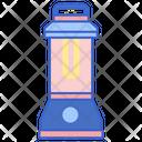 Camping Light Icon