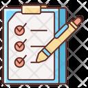Mcamping Checklist Icon