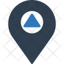 Camping Location Icon