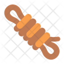 Camping Rope Icon