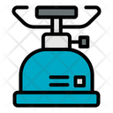 Camping Stove Icon