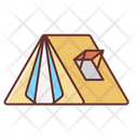 Mcamping Tent Icon