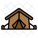 Camping Tent Travel Tent Icon