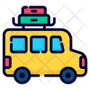 Vehicle Transport Delivery Icon