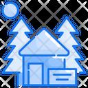Campsite Reservation Icon
