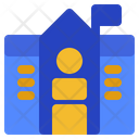 Campus College University Icon