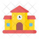 College Flat Icons Icon