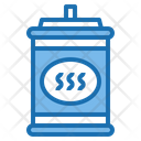 Can Trash Bin Icon