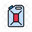 Can Water Bottle Icon