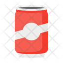 Can Beverage Cola Icon