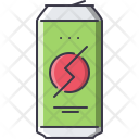 Can Beer Soda Icon