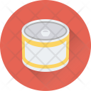 Food Can Tin Icon