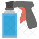 Can Gun Spray Gun Paint Spray Icon