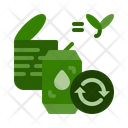 Can Recycle Reproduction Ecology Icon