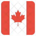 Canada Canadian National Icon