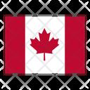 Canada Flag Flags Icon