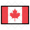 Canada Nation Country Icon