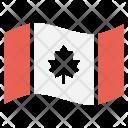 Canada Canadian Maple Icon