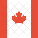 Canada Flag World Icon