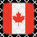 Canada Canada Flag Circle Icon