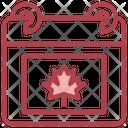 Canada Day Icon