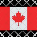 Canada Flag Canada Flag Of Canada Icon