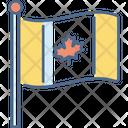 Canada Flag Flag Canada Icon