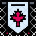 Canada Location Canada Flag Icon