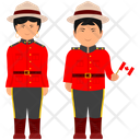 Canadian Outfit Canadian Clothing Canadian Dress Icon