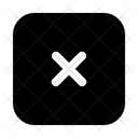 Interface Cancel Close Icon
