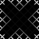 Cancel Circle Close Icon