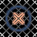 Close X Exit Icon