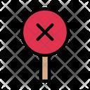 Cancel Remove Decline Icon