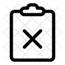 Clipboard Alt Icon