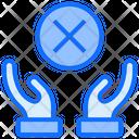 Cancel Close Reject Icon