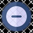 Cancel Stop Delete Icon