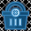 Erase Item Items Delete Icon