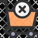 Shopping Cart Retail Icon