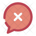 Cancel Chat Icon