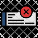 Cancel Check Icon