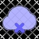 Cancel-cloud Icon