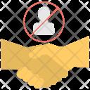 Disintermediation Reduction Free Icon