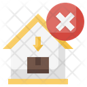 Cancel Delivery Icon