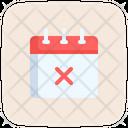 Cancel Event Icon
